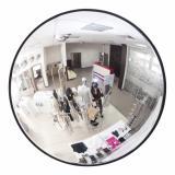 - DL Зеркало 610 мм с черным кантом